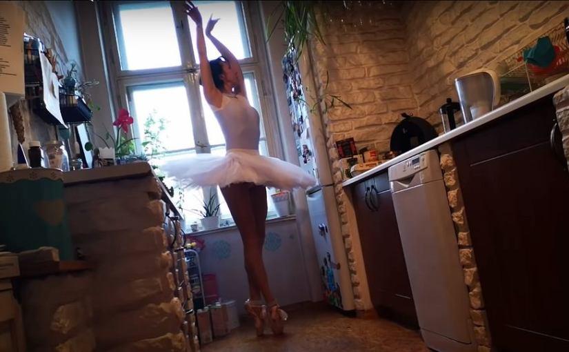 Taniec w kwarantannie